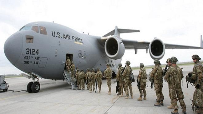 صحيفة الأيام هل تنذر عودة القوات الأمريكية للسعودية بمعركة مع إيران